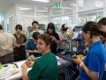 10 カランビン野生動物病院実習