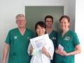 100 カランビン野生動物病院実習