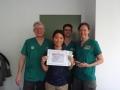 102 カランビン野生動物病院実習