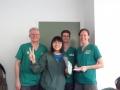 103 カランビン野生動物病院実習