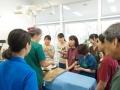 2 カランビン野生動物病院実習