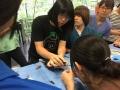 25 カランビン野生動物病院実習
