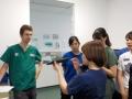 34 カランビン野生動物病院実習