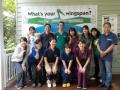 35 カランビン野生動物病院実習