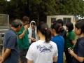 37 カランビン野生動物病院実習