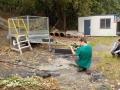 40 カランビン野生動物病院実習