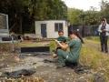 46 カランビン野生動物病院実習
