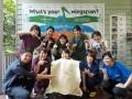 50 カランビン野生動物病院実習