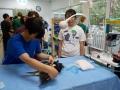 52 カランビン野生動物病院実習