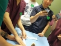 56 カランビン野生動物病院実習