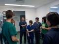 60 カランビン野生動物病院実習