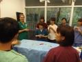 61 カランビン野生動物病院実習