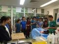 68 カランビン野生動物病院実習
