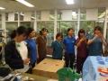 70 カランビン野生動物病院実習