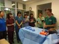71 カランビン野生動物病院実習