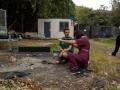 8 カランビン野生動物病院実習