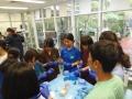 81 カランビン野生動物病院実習