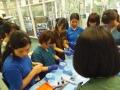 84 カランビン野生動物病院実習