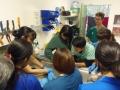 87 カランビン野生動物病院実習