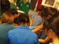 91 カランビン野生動物病院実習