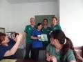 94 カランビン野生動物病院実習