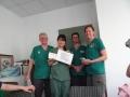 95 カランビン野生動物病院実習
