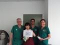 98 カランビン野生動物病院実習