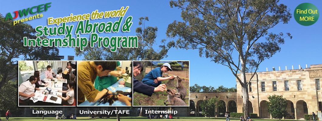 AJWCEF Study Abroad and Internship